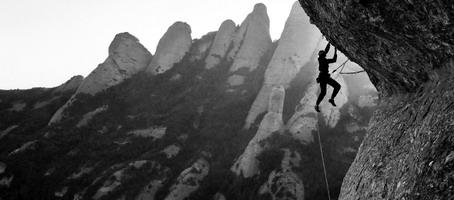 Courage generates leadership